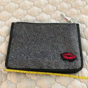 NWOT makeup pouch/bag